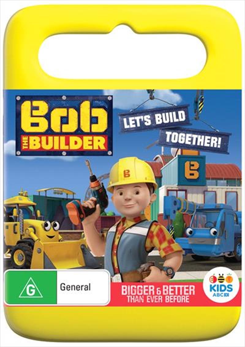 Bob The Builder - Let's Build Together | DVD