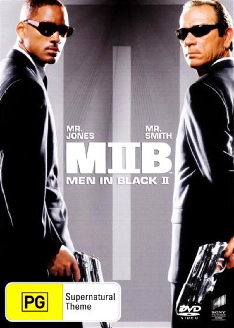Men In Black II | DVD