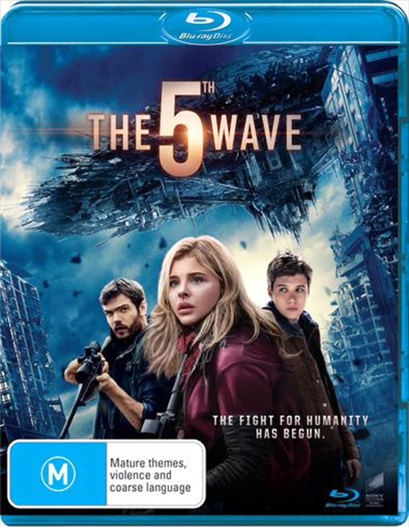 5th Wave, The | Blu-ray