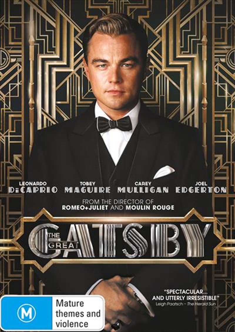Great Gatsby, The | DVD