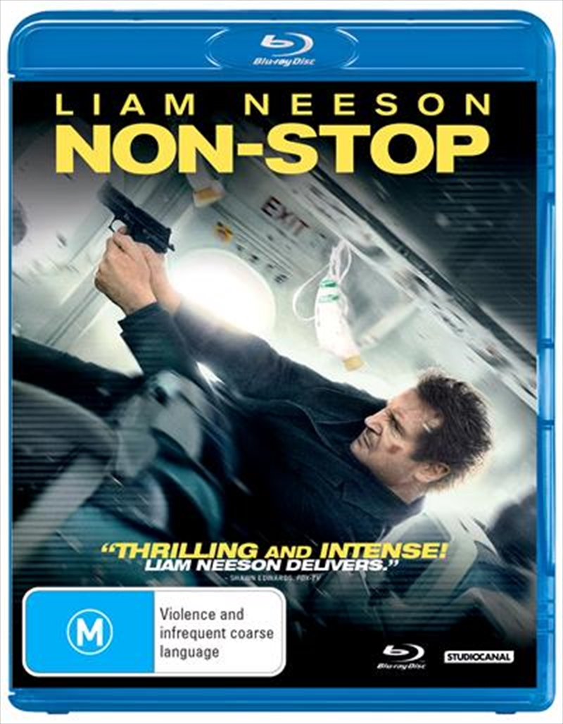 Non-Stop | Blu-ray