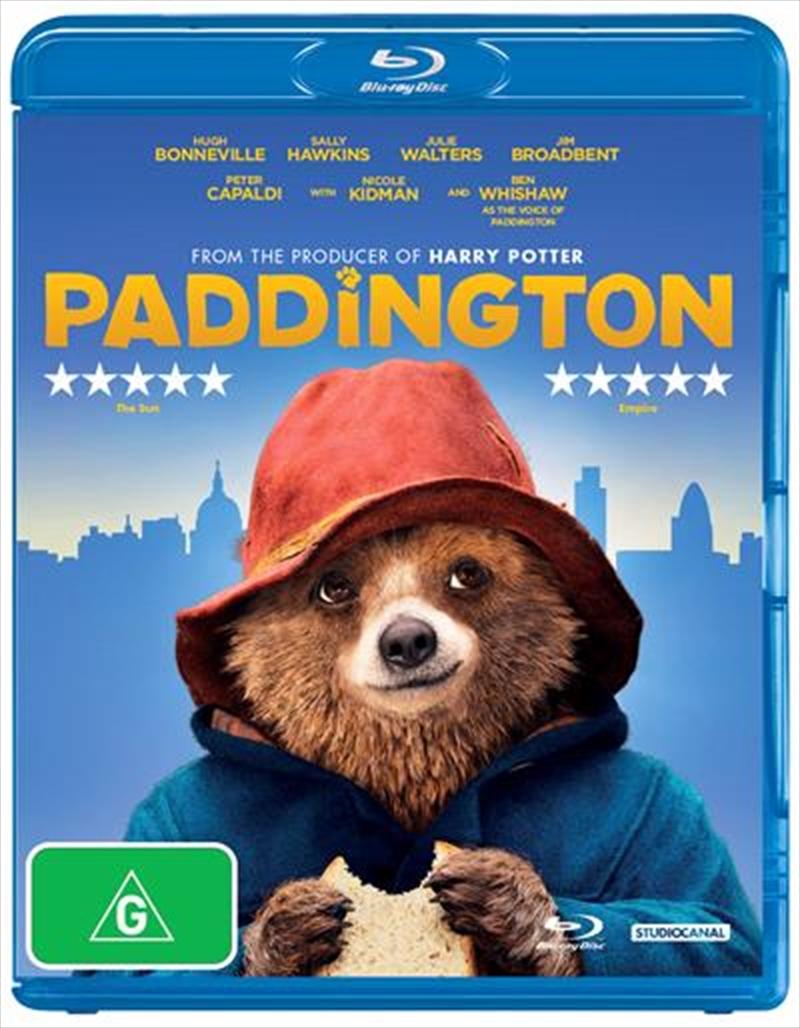 Paddington | Blu-ray