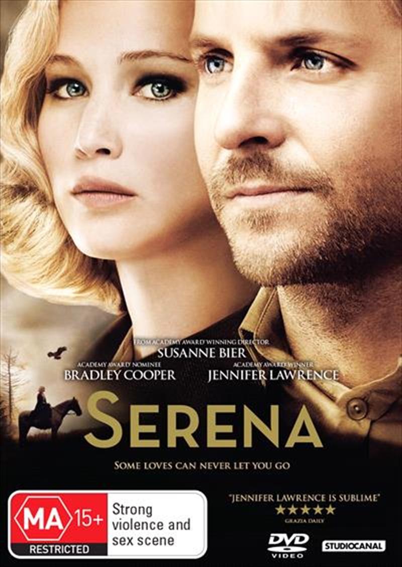 Serena | DVD