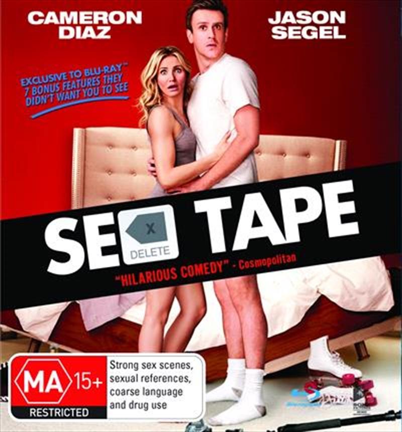 Sex Tape | Blu-ray