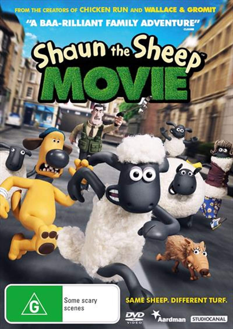 Shaun The Sheep Movie | DVD
