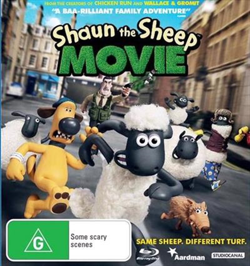 Shaun The Sheep Movie | Blu-ray