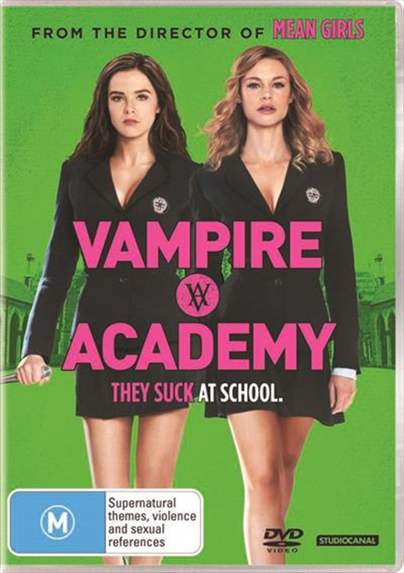 Vampire Academy | DVD
