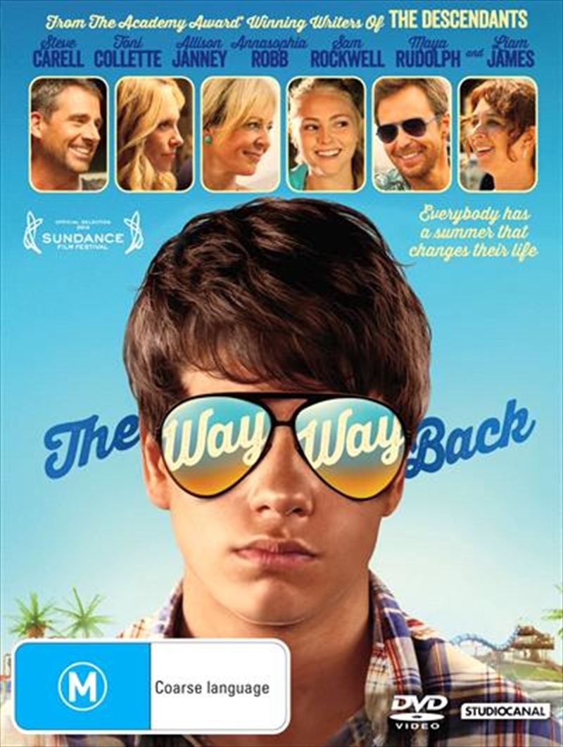Way Way Back, The | DVD