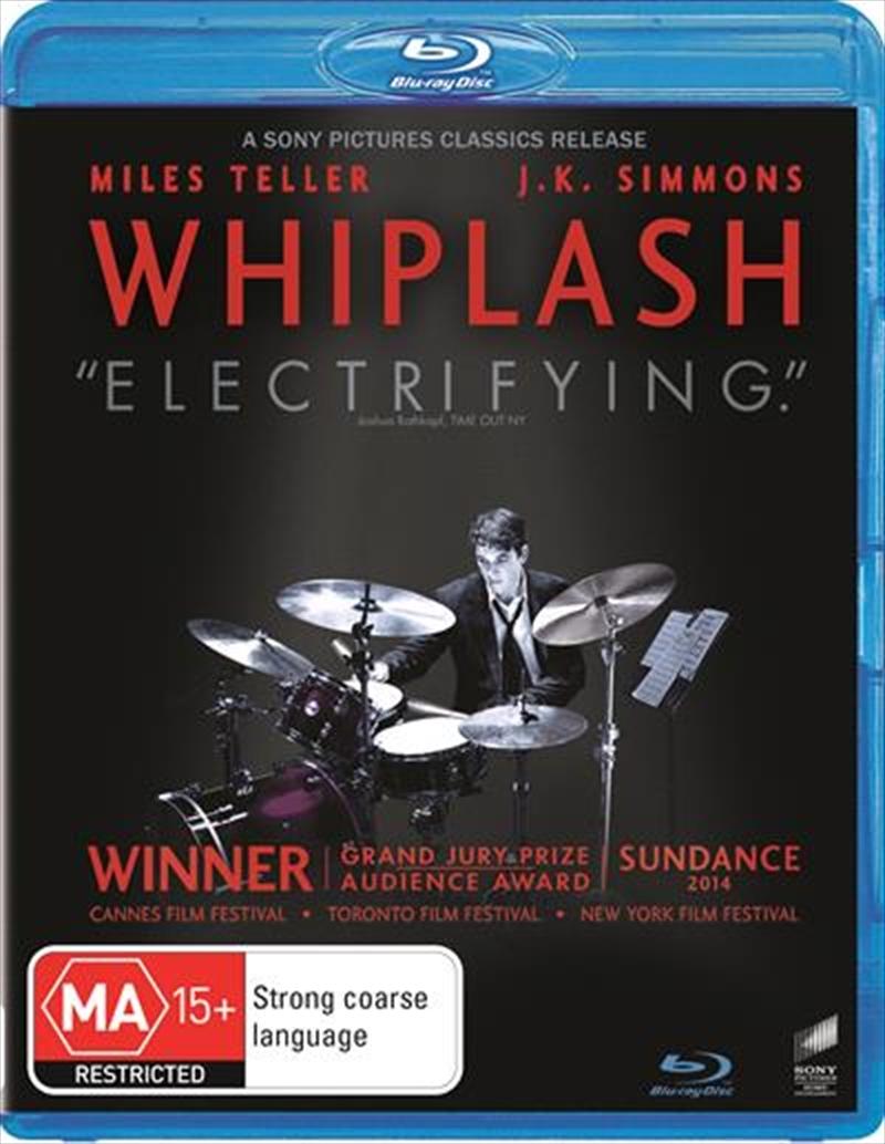 Whiplash | Blu-ray