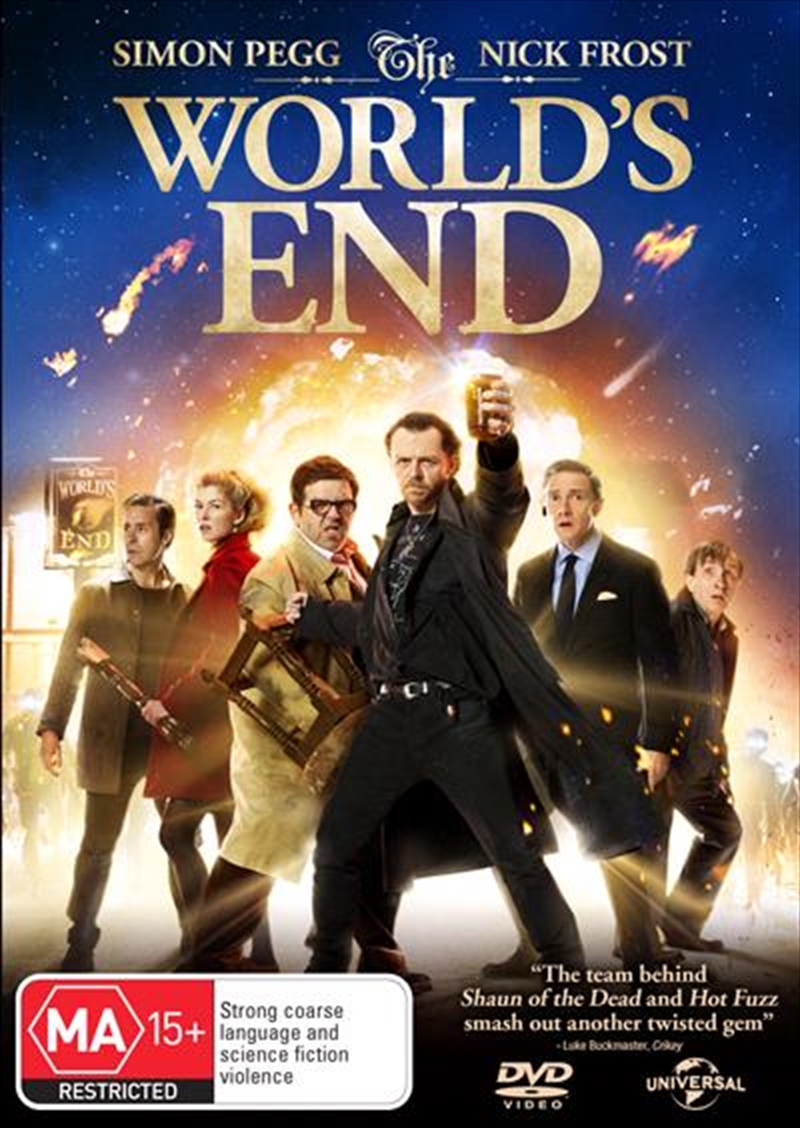 World's End, The | DVD