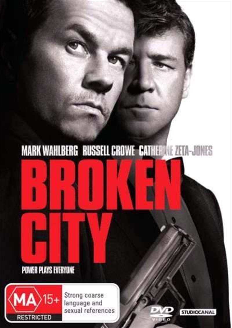 Broken City | DVD