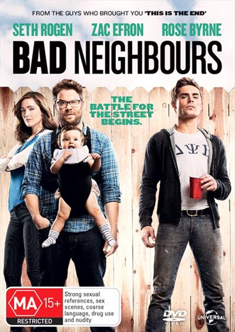 Bad Neighbours | DVD