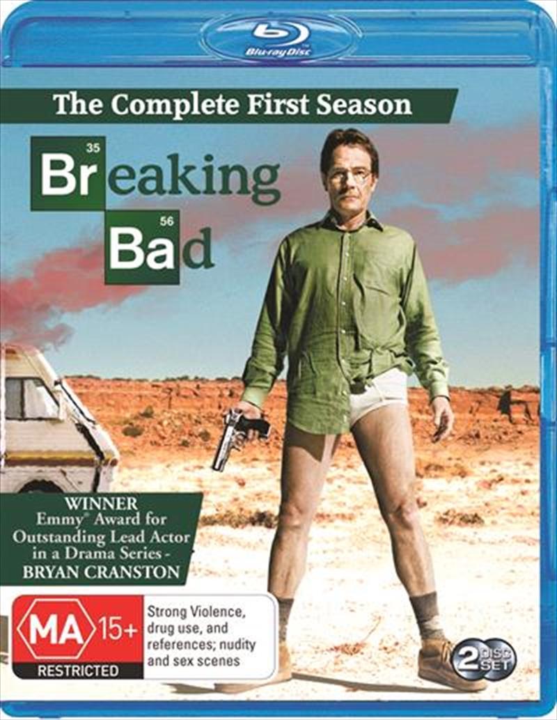 Breaking Bad - Season 01 | Blu-ray
