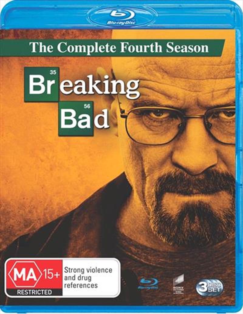 Breaking Bad - Season 4 | Blu-ray