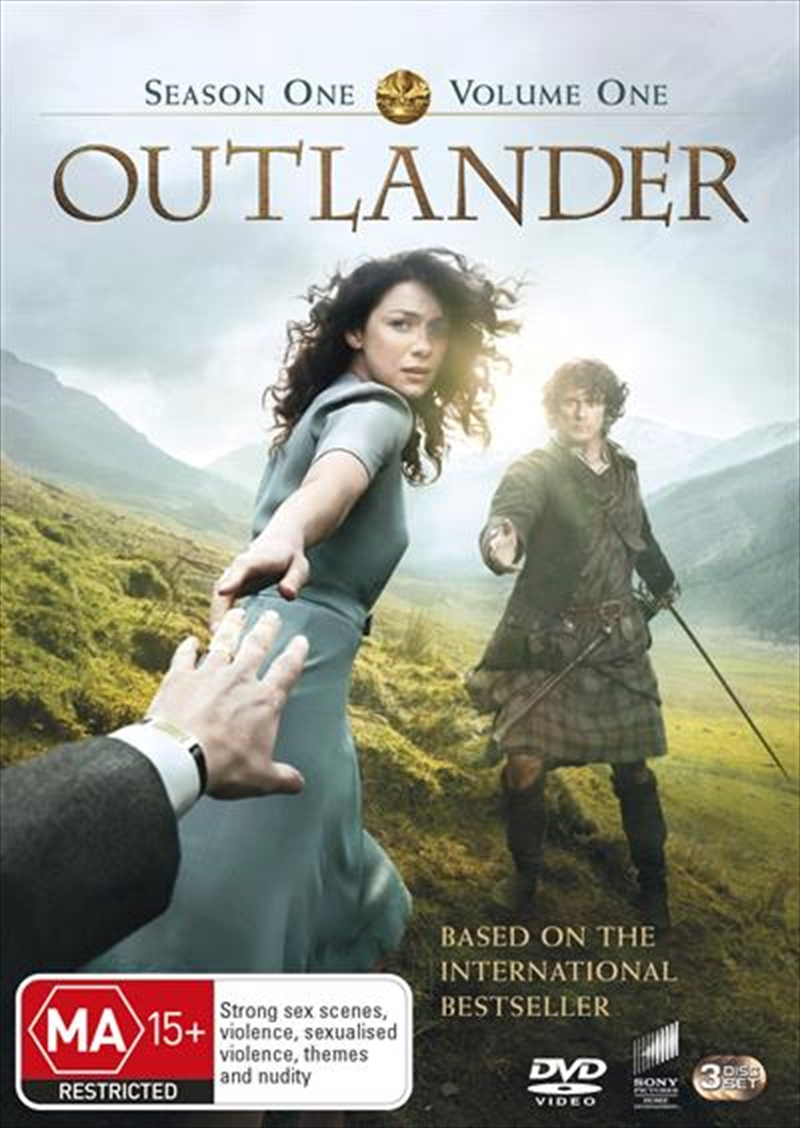 Outlander - Season 1 - Part 1 | DVD