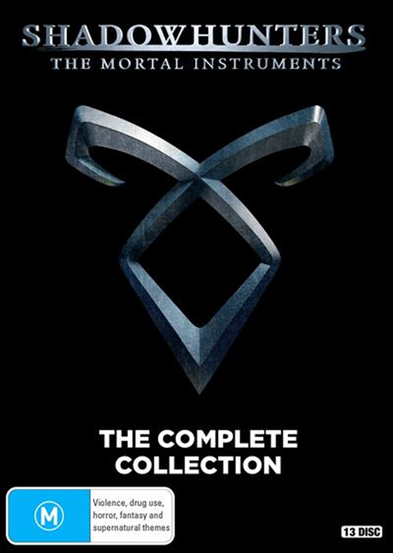 Shadowhunters - Limited Edition | Complete Collection | DVD