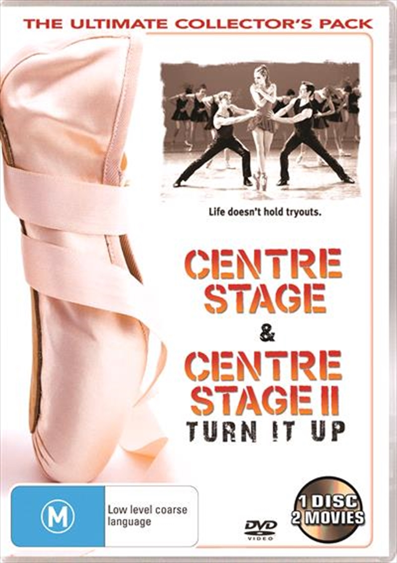 Centre Stage / Centre Stage - Turn It Up | Movie Marathon | DVD