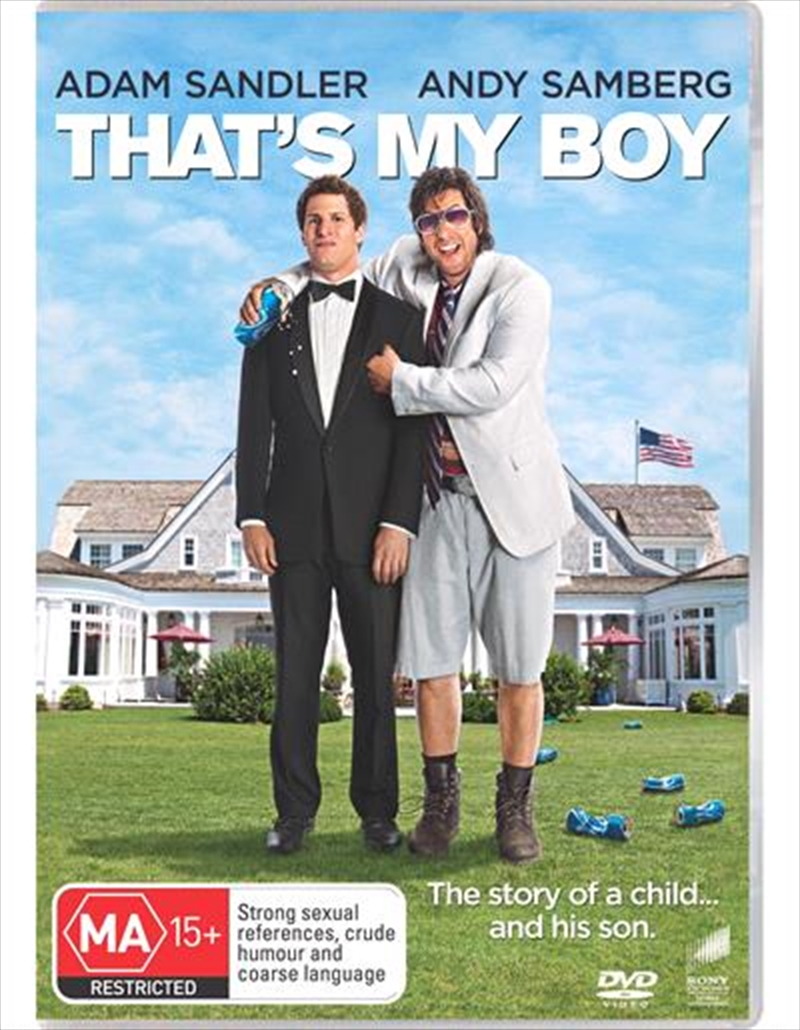 That's My Boy | DVD