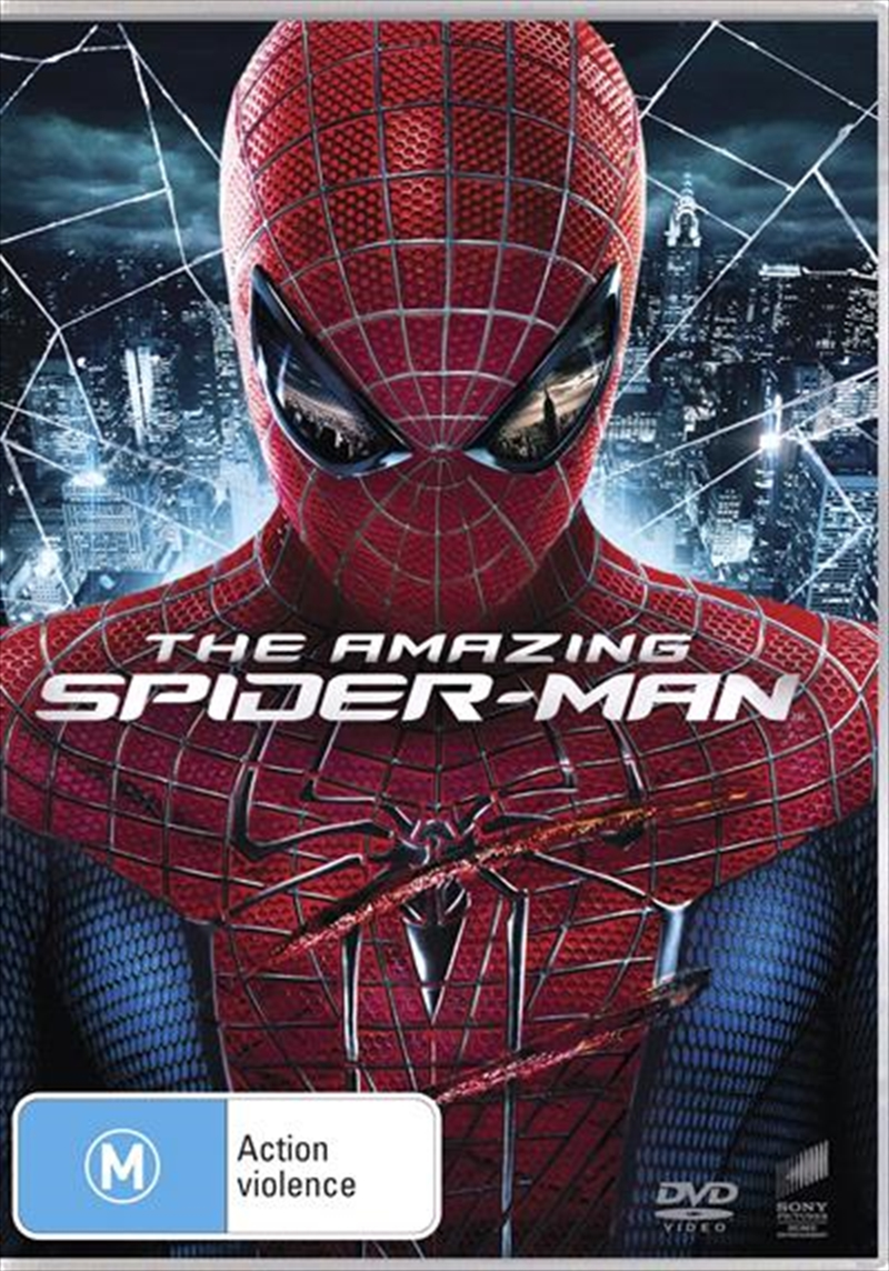 Amazing Spider-Man, The | DVD