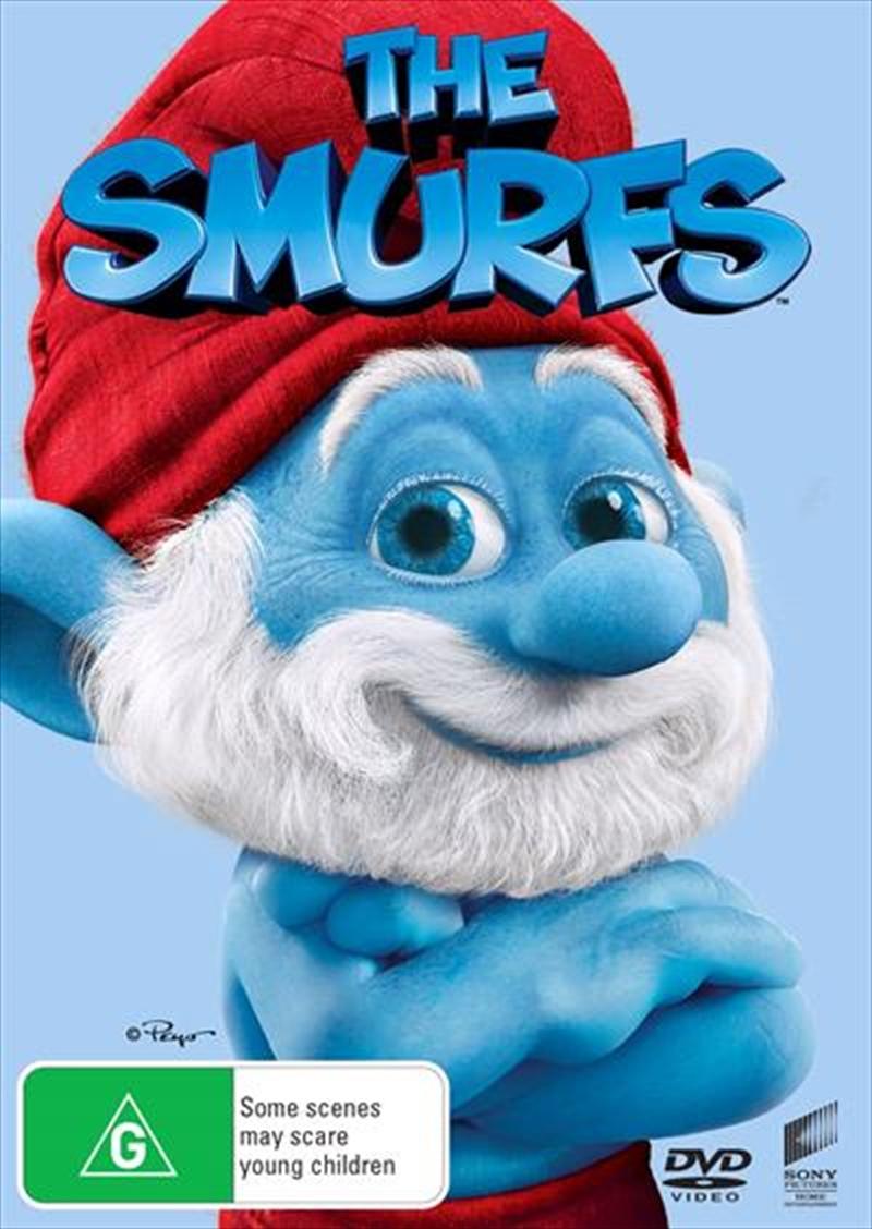 Smurfs | Big Face, The | DVD
