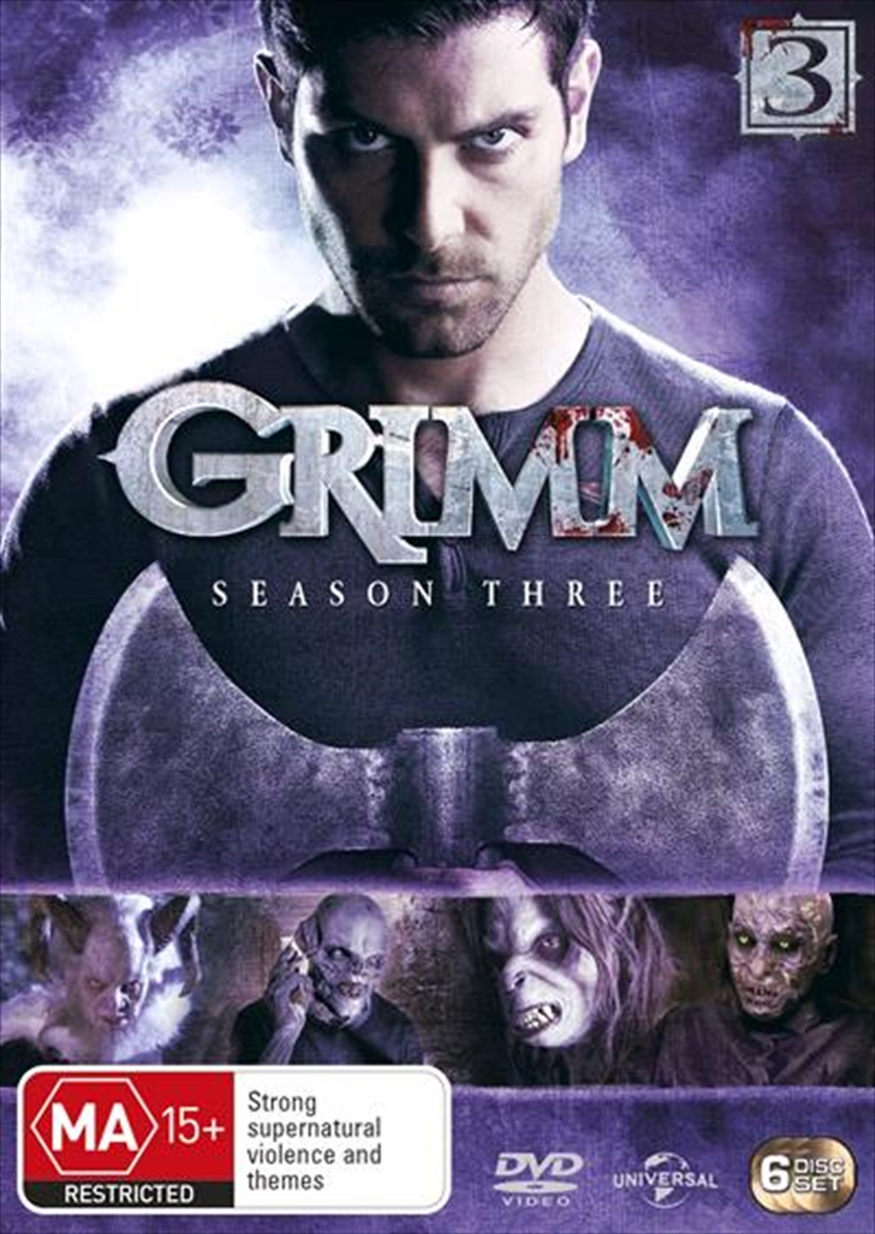 Grimm - Season 3 | DVD