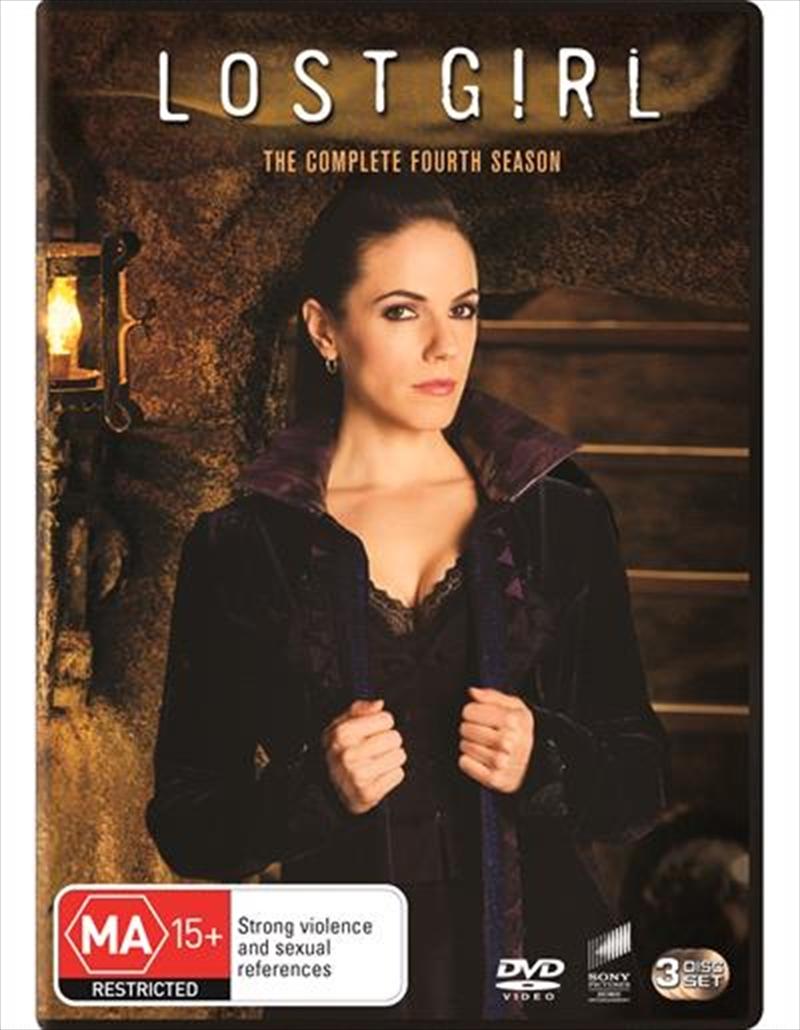 Lost Girl - Season 4 | DVD