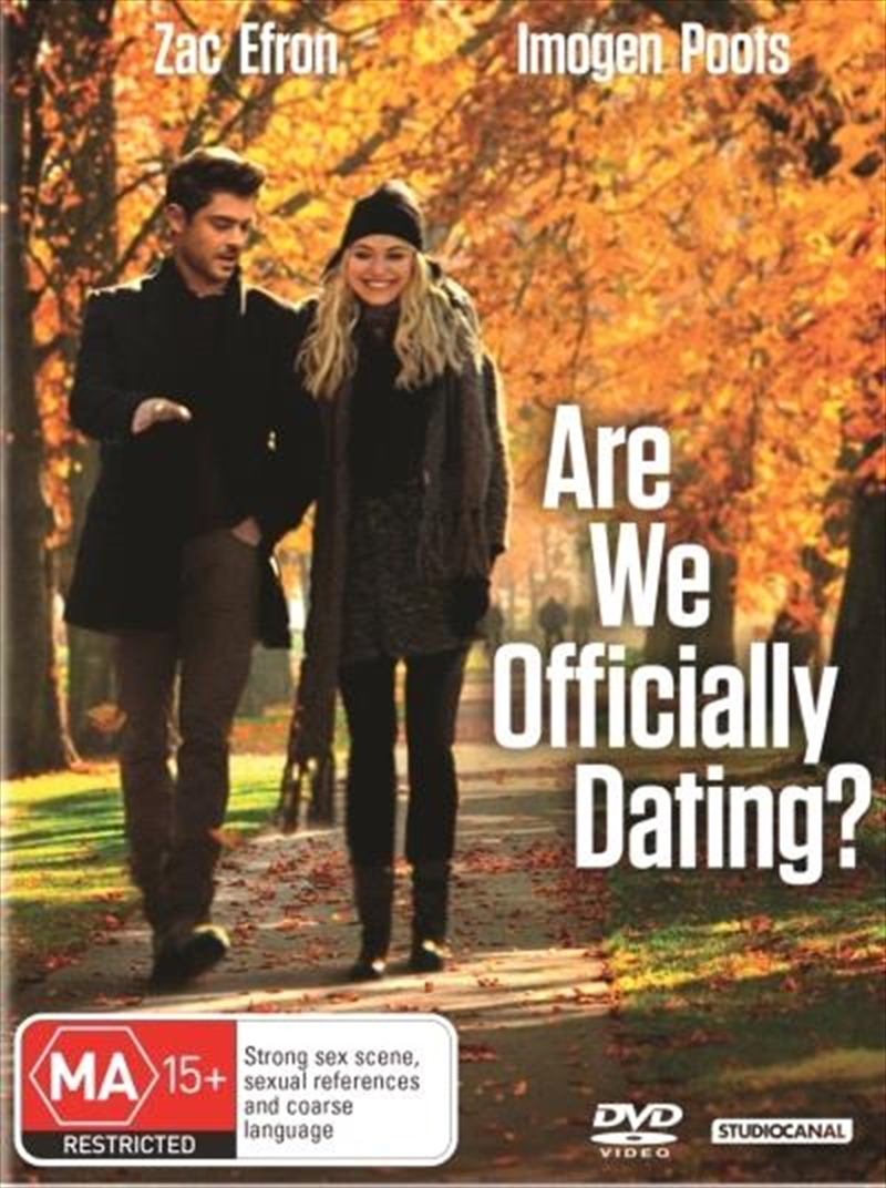 Are We Officially Dating? | DVD