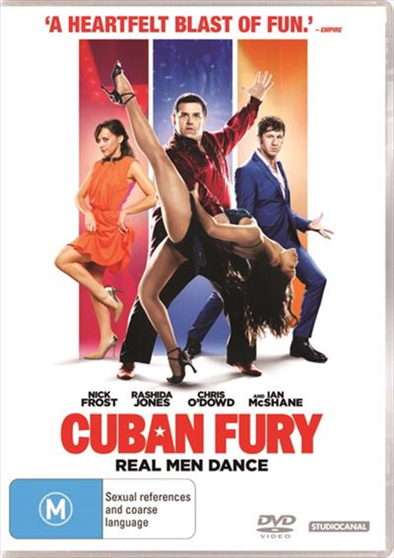 Cuban Fury | DVD