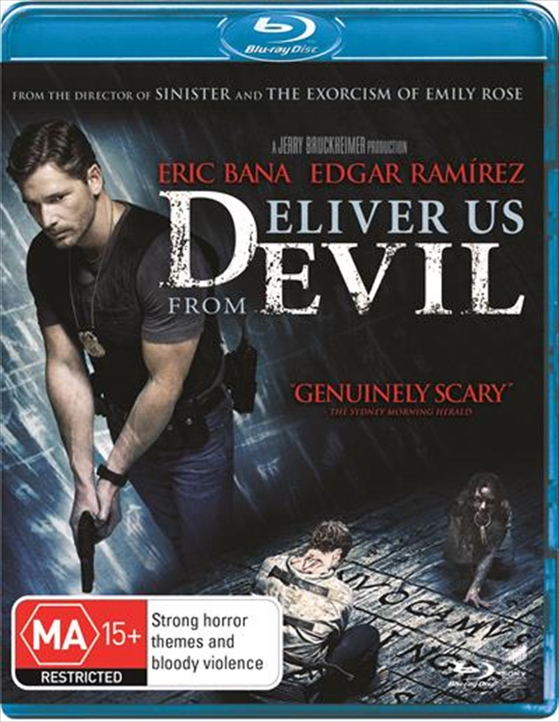 Deliver Us From Evil | Blu-ray