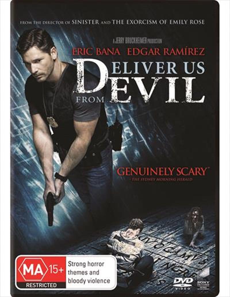 Deliver Us From Evil   DVD