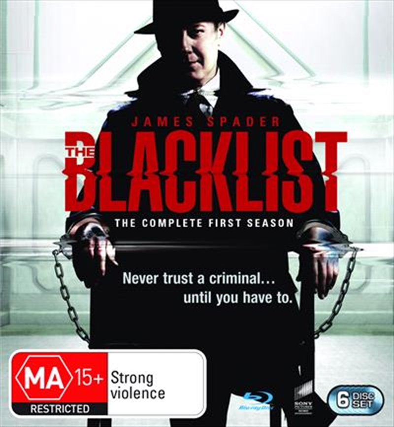 Blacklist - Season 1, The | Blu-ray