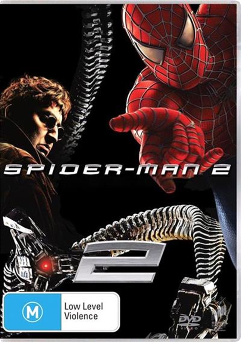 Spider-Man 2 | DVD