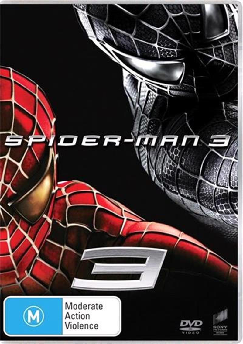 Spider-Man 3 | DVD