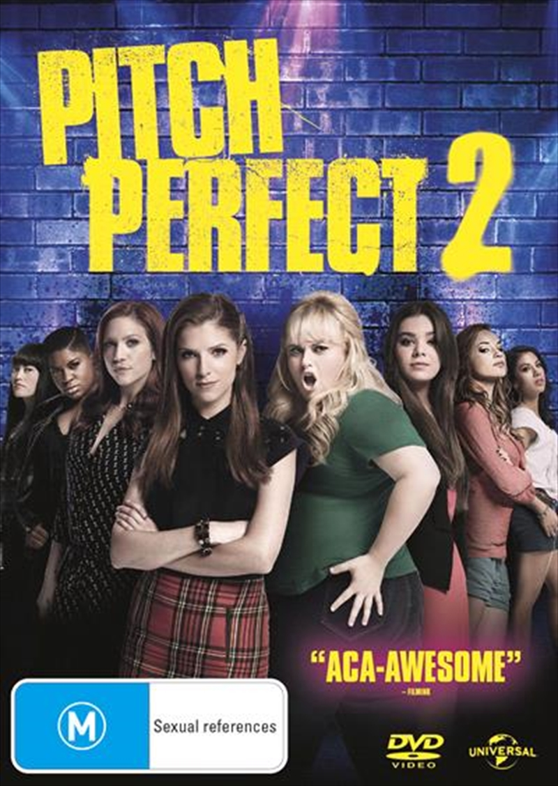 Pitch Perfect 2 | DVD