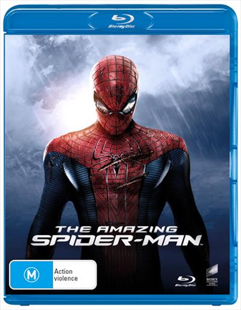 Amazing Spider-Man, The | Blu-ray