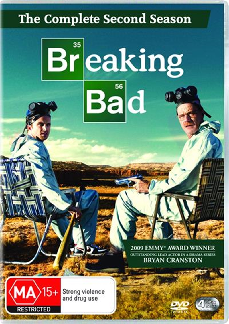 Breaking Bad - Season 02 | DVD