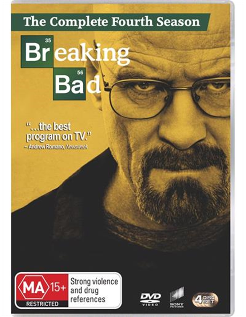 Breaking Bad - Season 4 | DVD