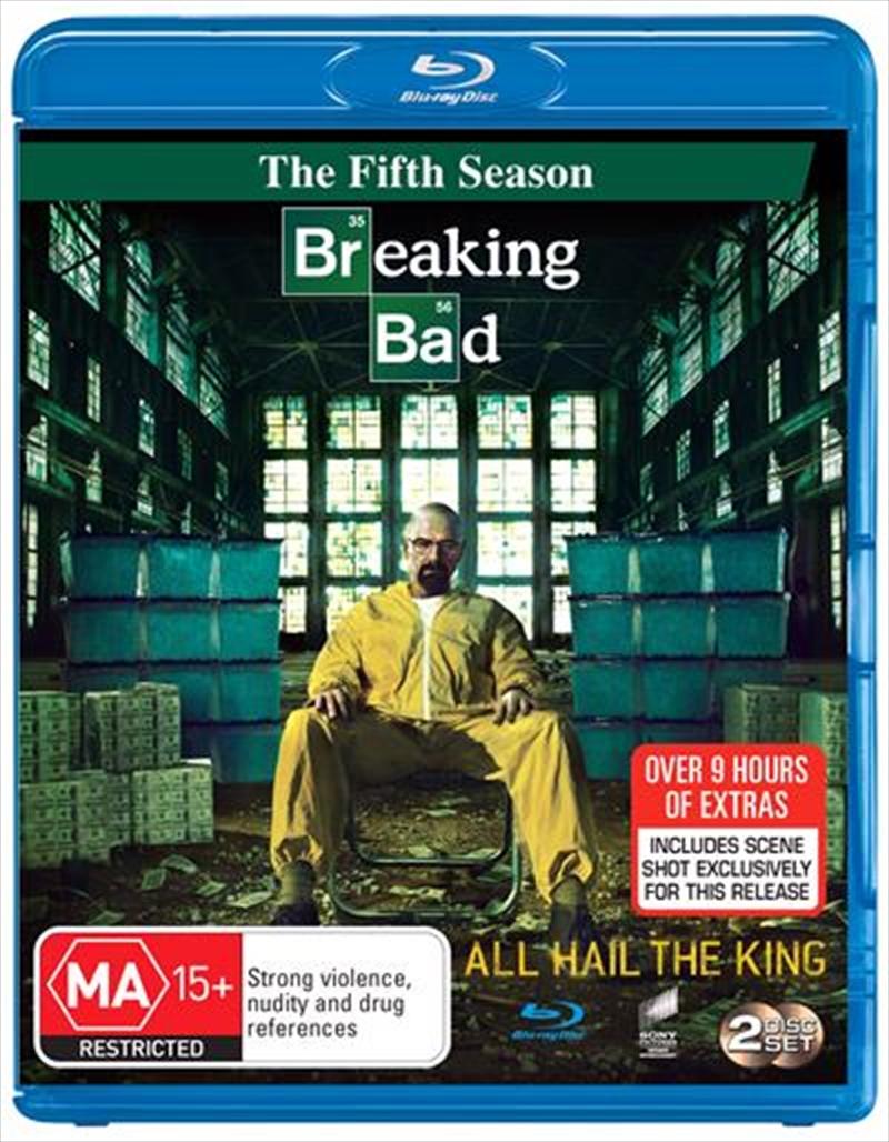 Breaking Bad - Season 5 | Blu-ray