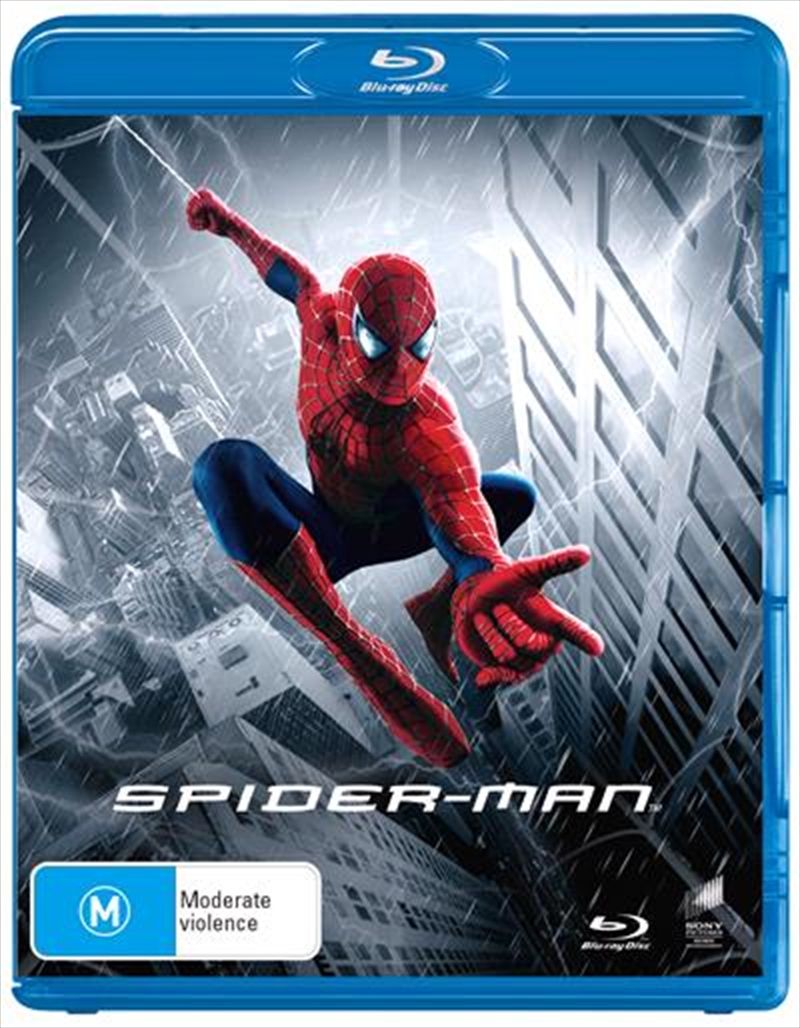 Spider-Man | Blu-ray