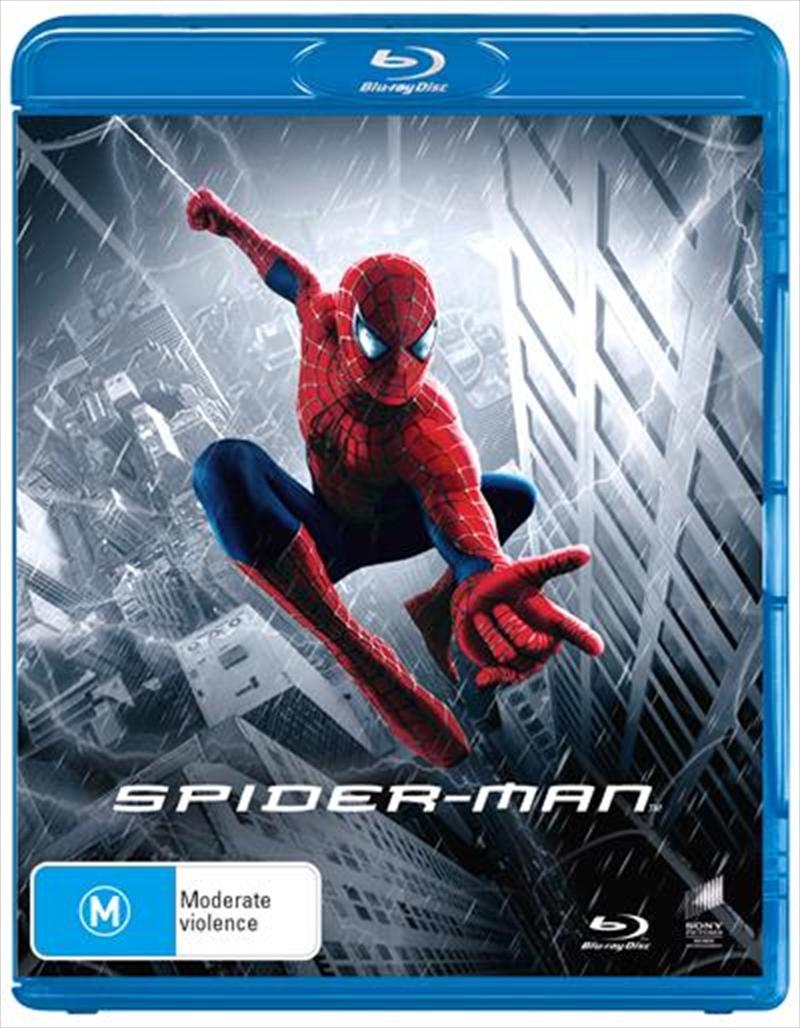 Spider-Man | Blu-ray