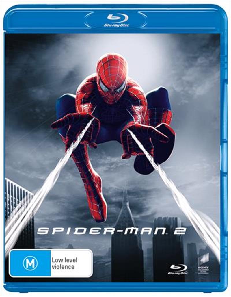 Spider-Man 2 | Blu-ray
