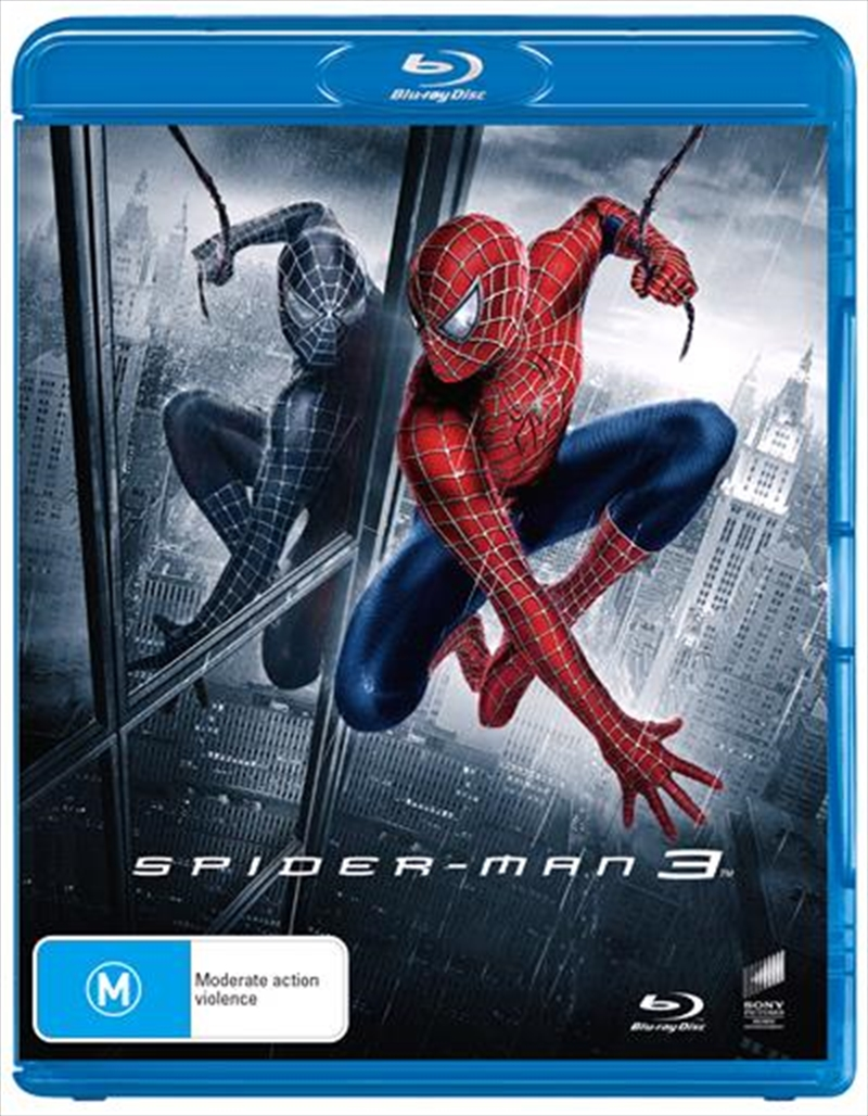 Spider-Man 3 | Blu-ray