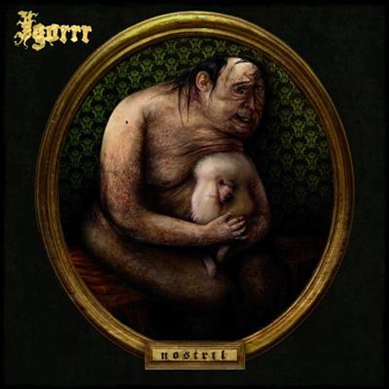 Nostril | CD