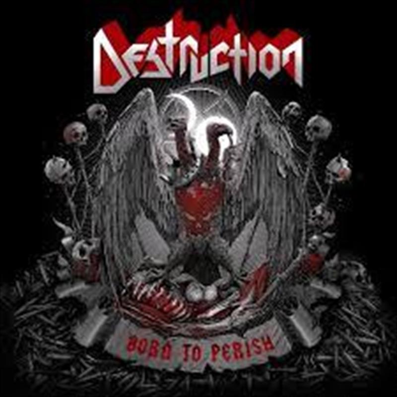 Born To Perish   CD