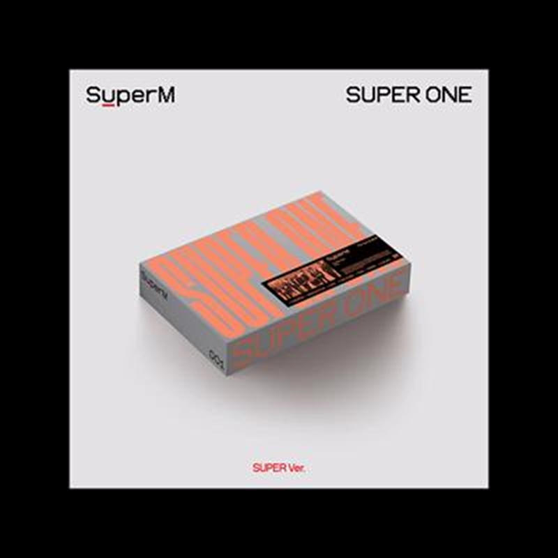 Super One - Unit A Version | CD