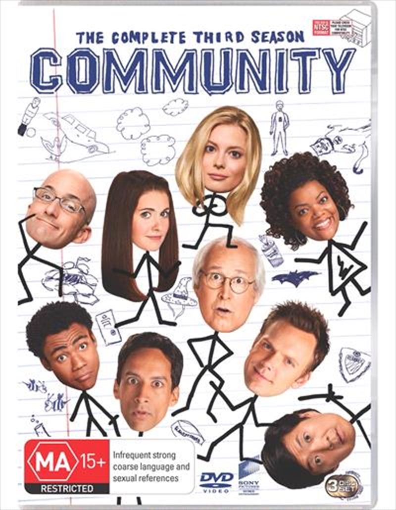Community - Season 3 | DVD
