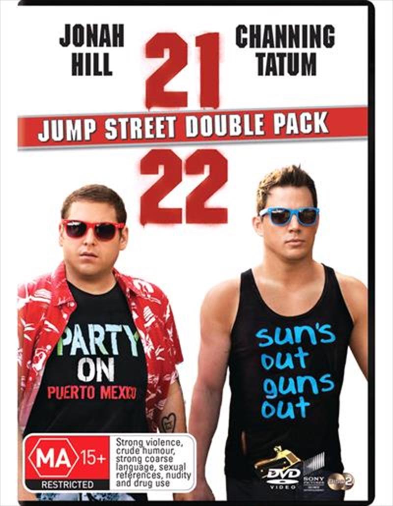 21 Jump Street / 22 Jump Street | Double Pack | DVD