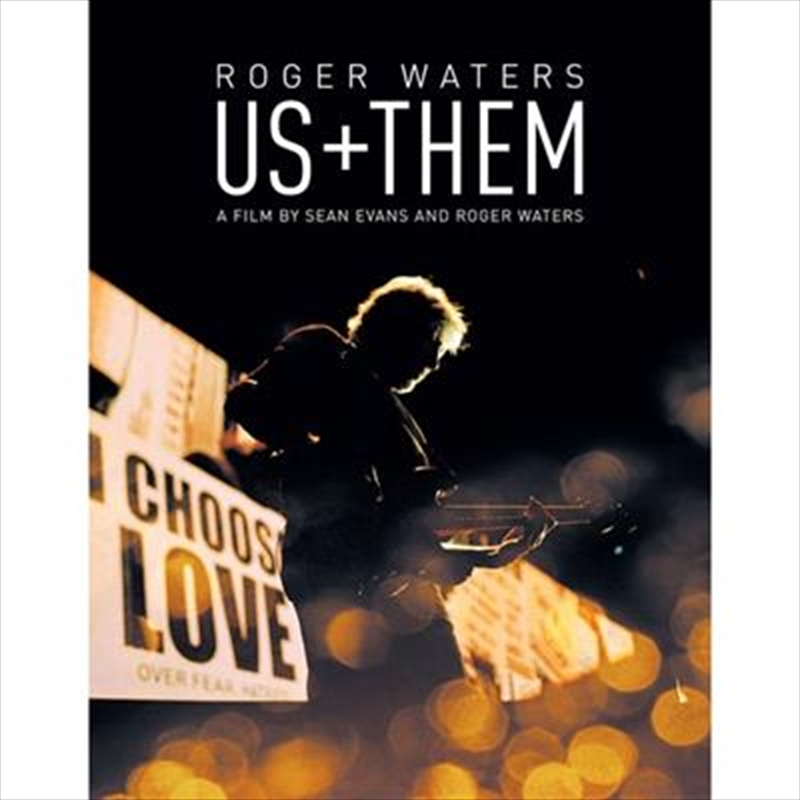 Us And Them | DVD