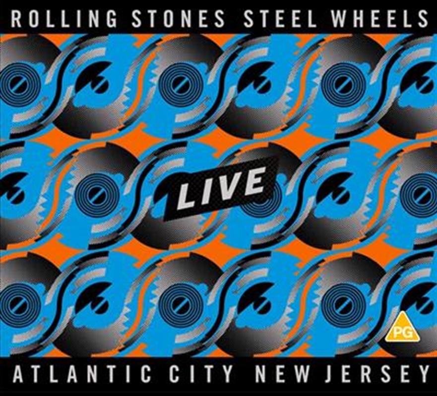 Steel Wheels - Live | DVD