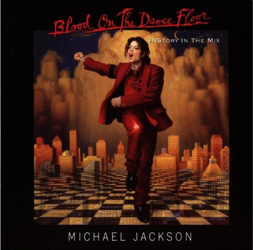 Blood On The Dance Floor / History In The Mix | CD